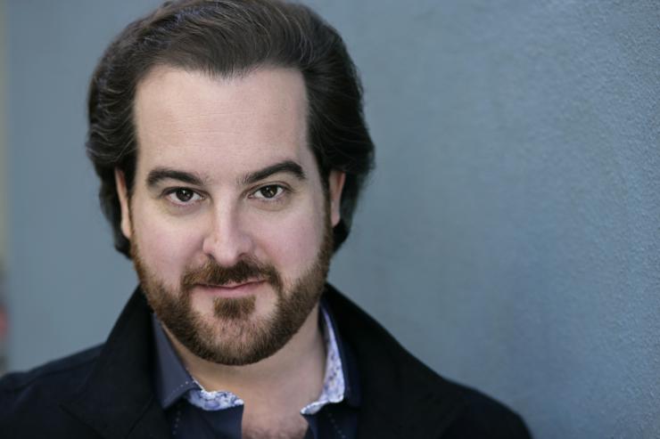 Rolando Sanz Brings Andrew Lippas Concept Opera I Am Anne  Headshot