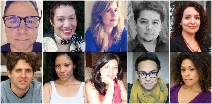 multiple playwrights