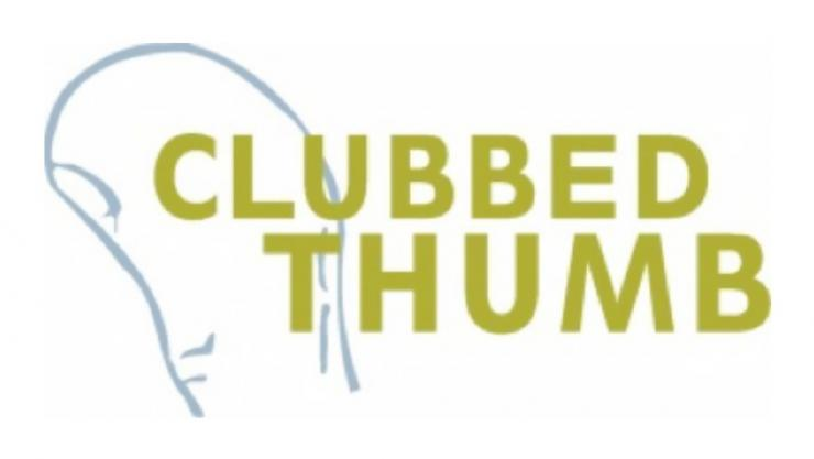 Clubbed Thumb banner