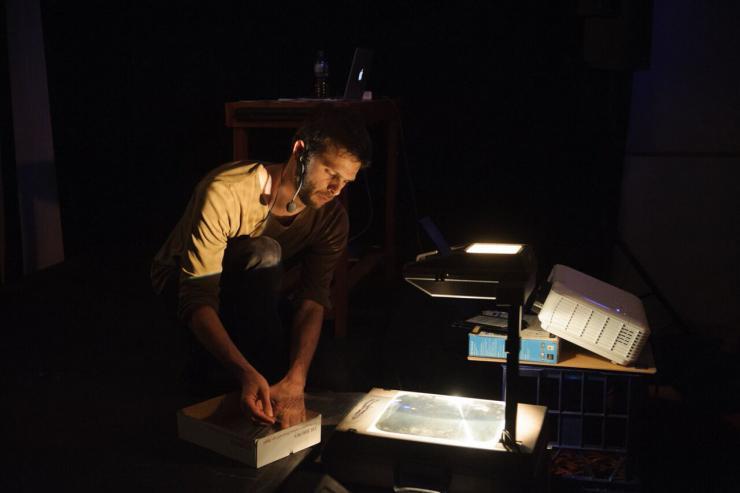 Playwright David Finnigan