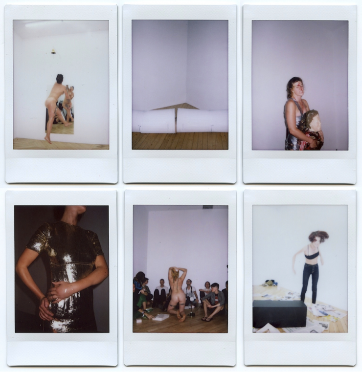 Various polaroids