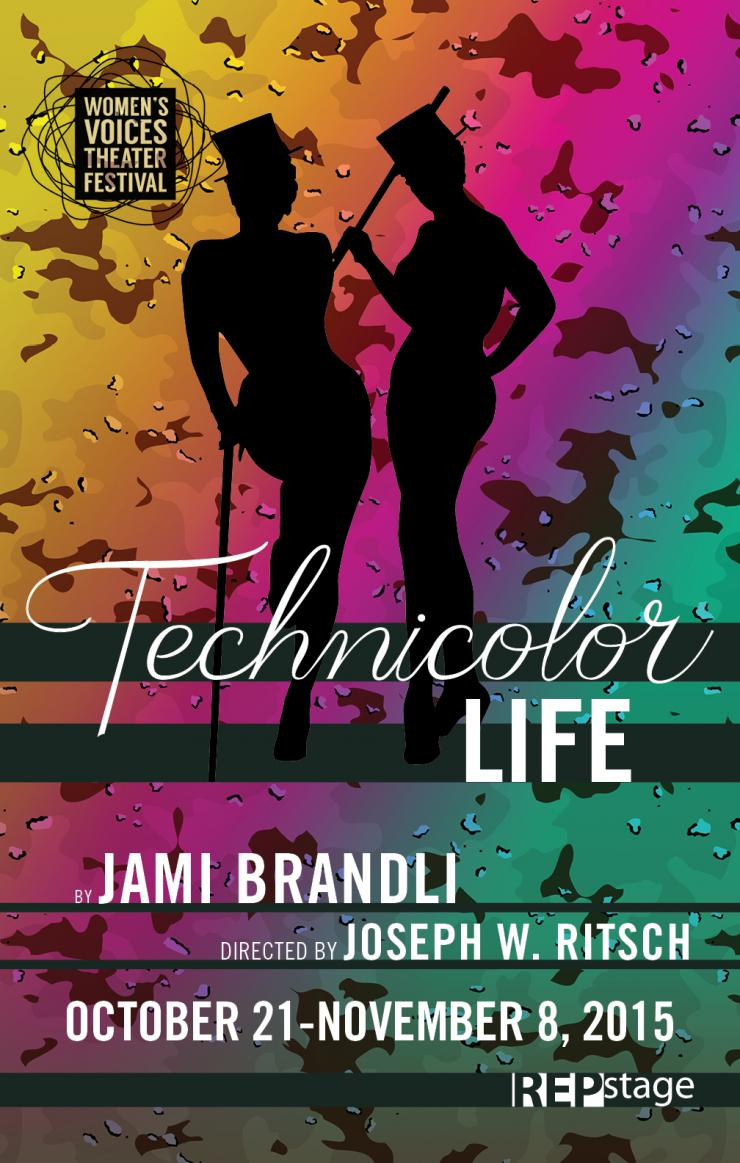A theatrical poster for Technicolor Life.