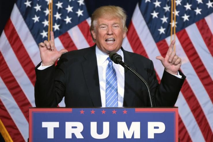 Presidents Trump