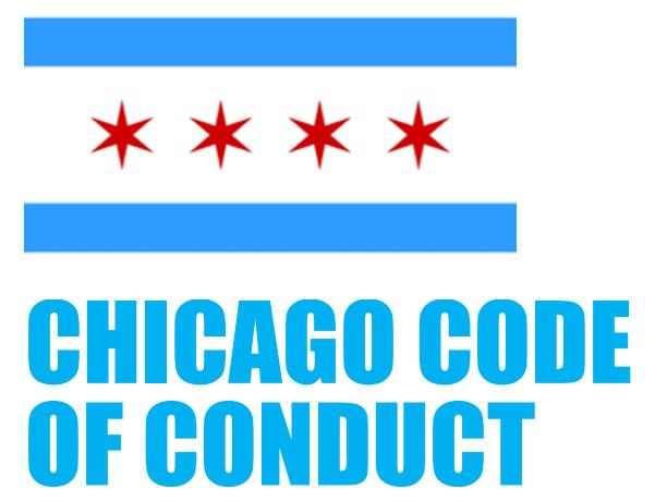 The Chicago code of conduct