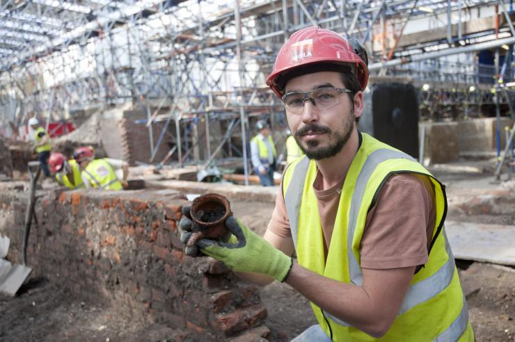 an Archaeologist