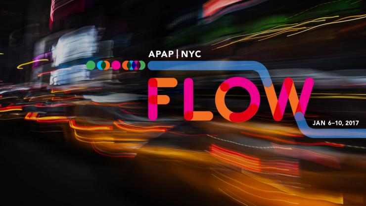 APAP NYC poster