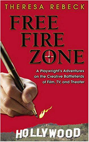 Book cover for Free Fire Zone