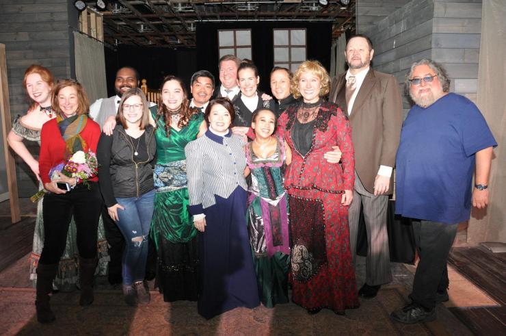 Cast and Crew of The Duchess of Stringtown