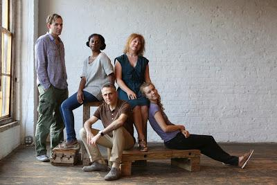 Cast of Melancholy Play
