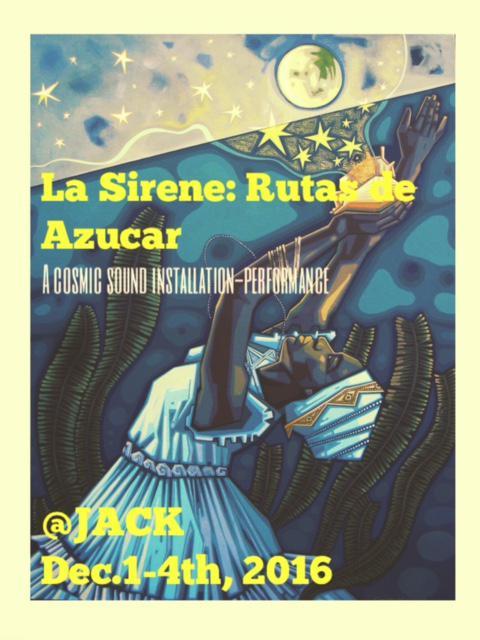 Poster of La sirene; Rutas de Azucar