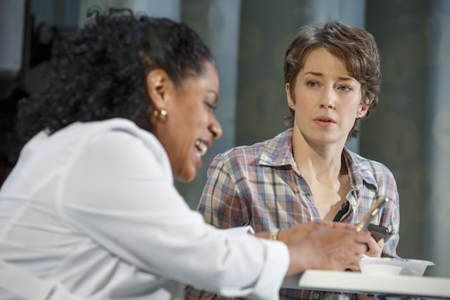 Carrie Coon and Liza Colón-Zayas