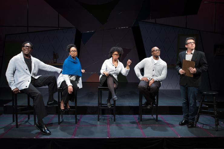 actors performing