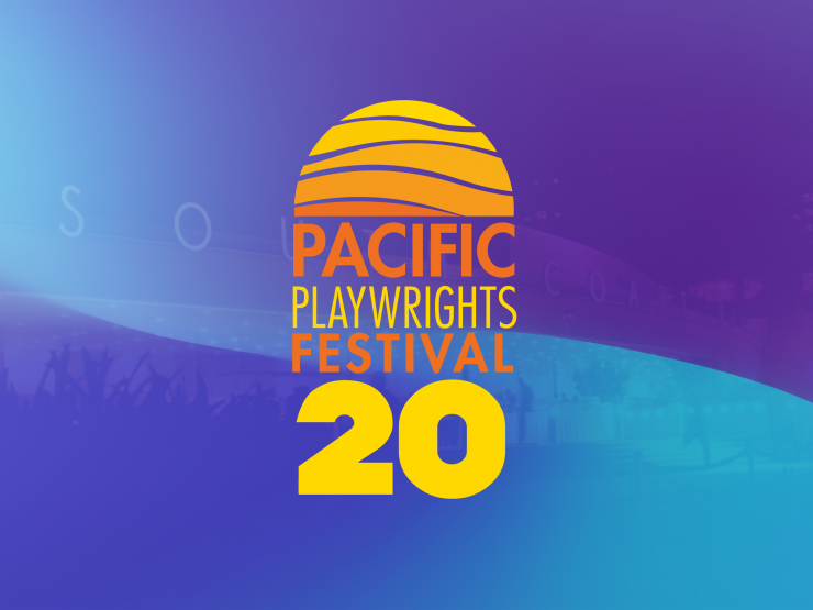 pacific playwrights festival poster