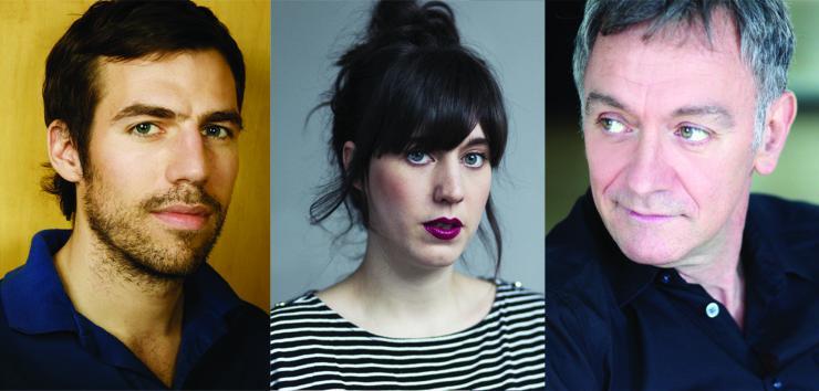 playwrights' headshots