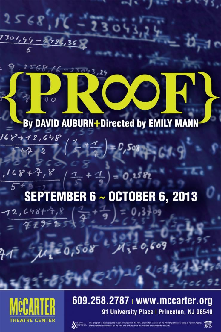 The poster for Proof