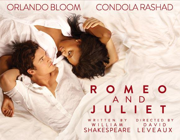 Romeo and Juliet Broadway Poster