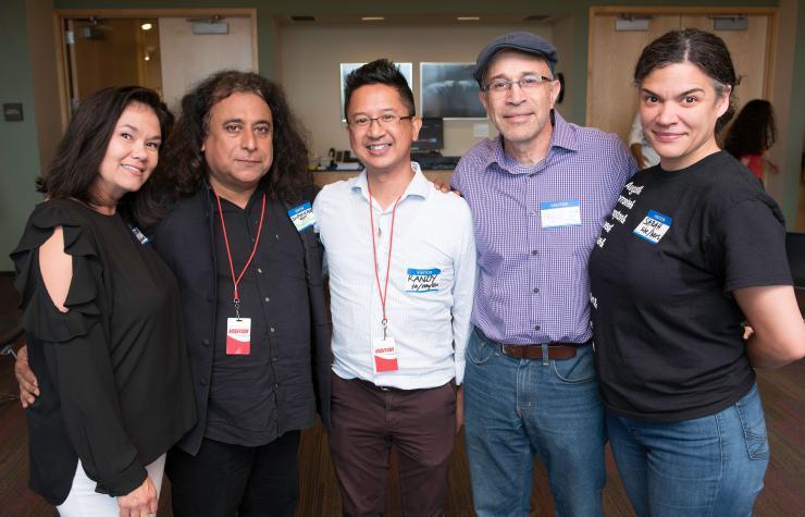 photo of panelists