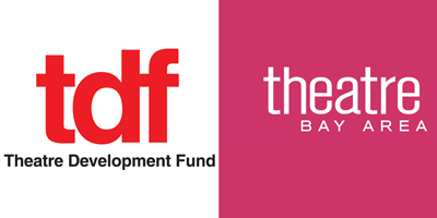 Theatre Development Funds AND Theatre Bay Area logos