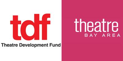 theatre development fund and theatre bay area logos