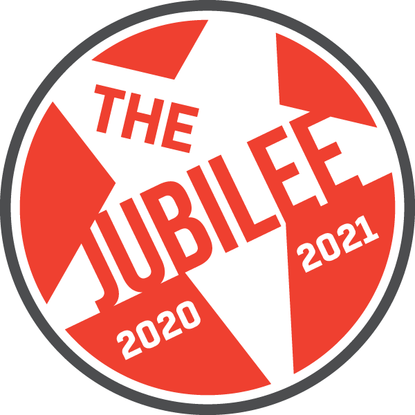 The jubliee logo