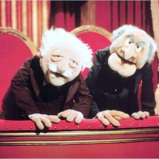 Two muppets