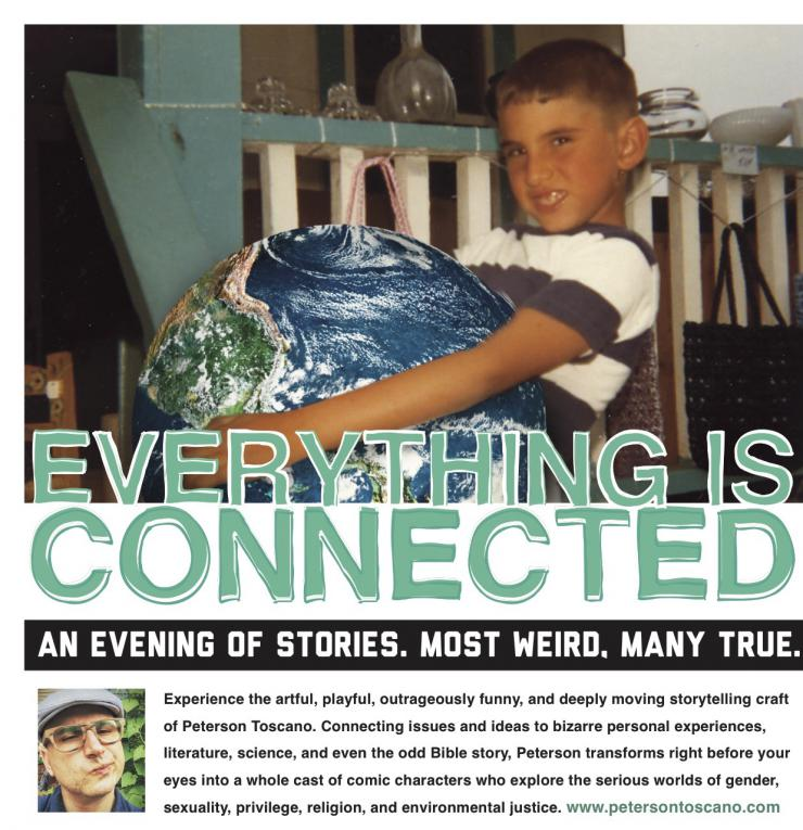 poster for Everything is Connected