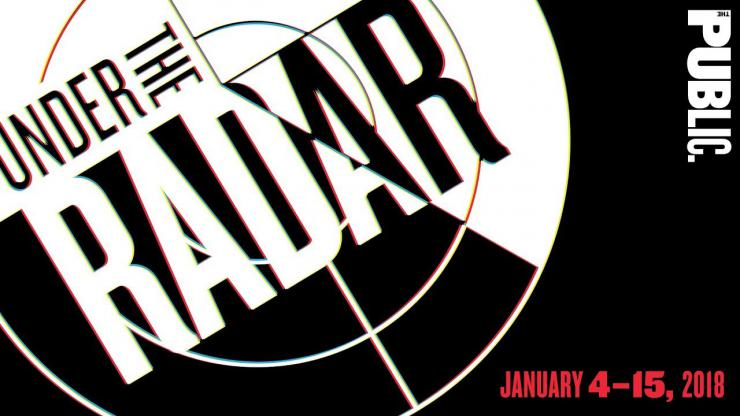 under the radar poster