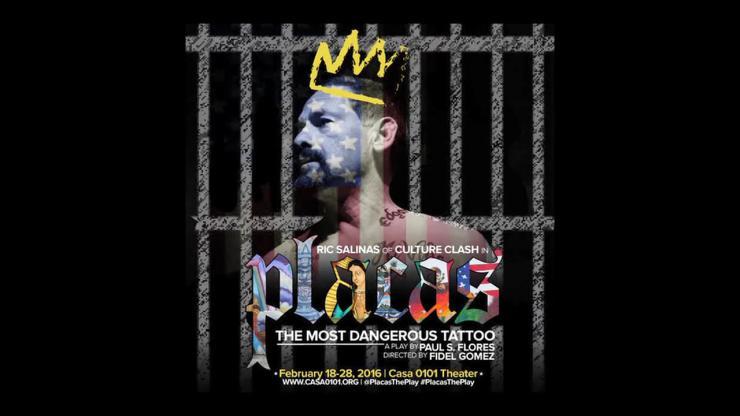 PLACAS Tour poster