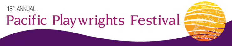 pacific playwrights festival logo