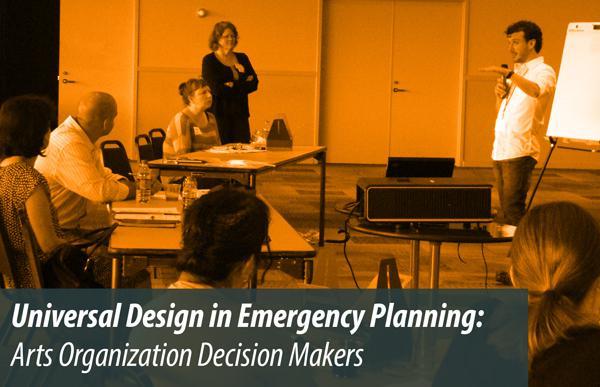 universal design in emergency planning