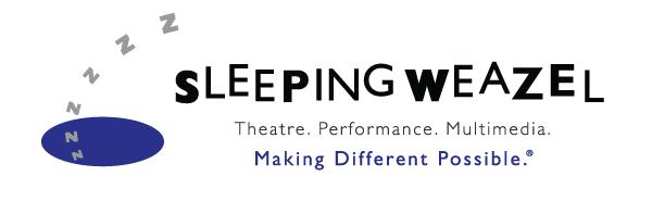 sleeping weazel logo