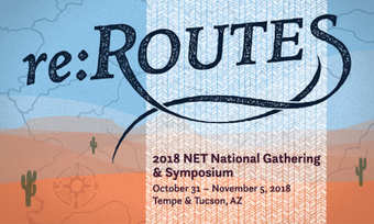 re-ROUTES conference logo