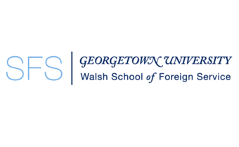 Georgetown School of Foreign Service.