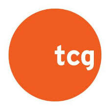 orange circle with T C G text
