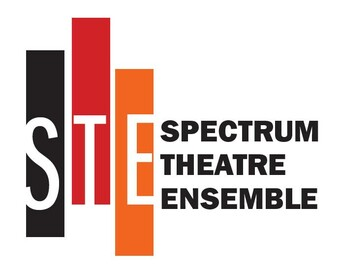 Spectrum Theatre Ensemble logo.