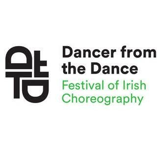 Dancer from the Dance logo.