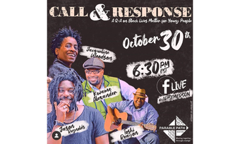 Call and response event illustration.