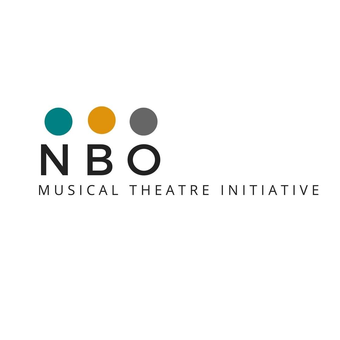 NBO musical theatre initiative logo.
