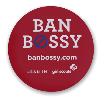 Ban Bossy logo