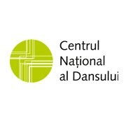 green circle next to black text centrul national al dansului