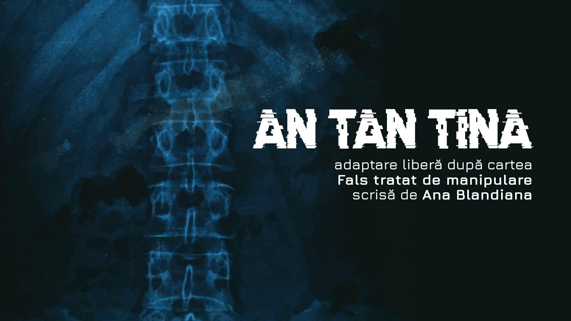 An tan tina poster.