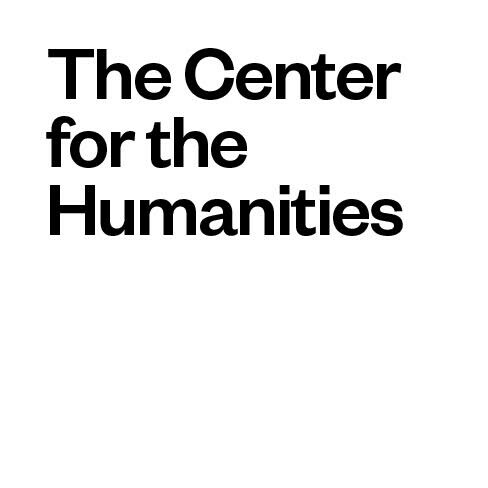 The Center for the Humanities logo.