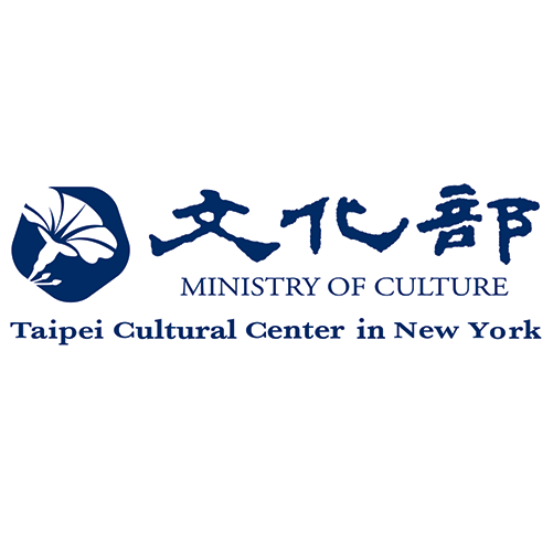 Taipei Cultural Center in New York logo.